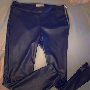 Leather Michael Kors pants